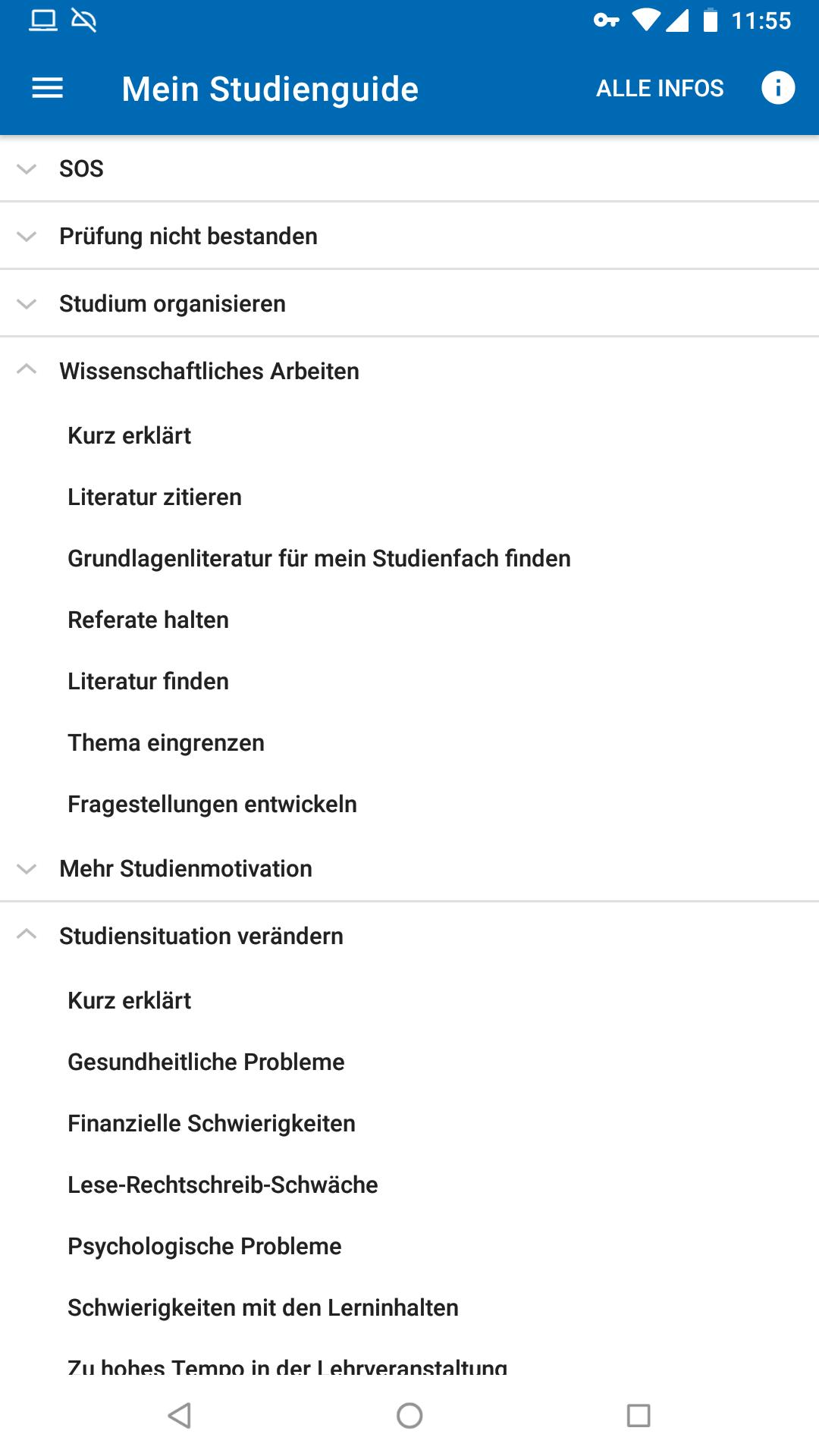 HSMWmobil: Mein Studienguide (1)